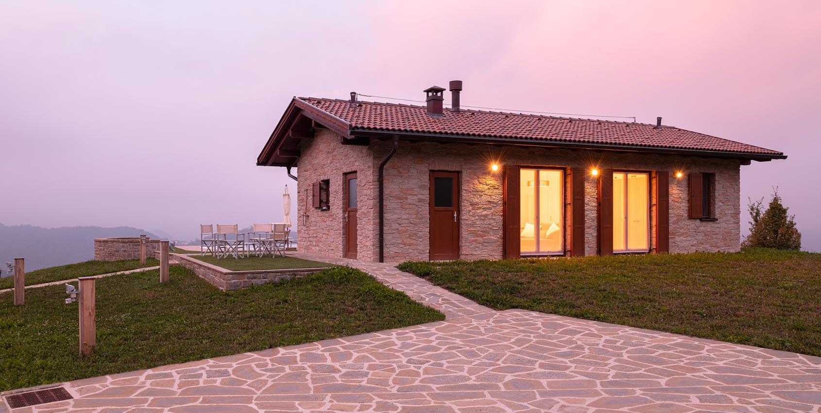 Wolf Haus Reggio Emilia casa in legno prefabbricata a reggio emilia: scopri i prezzi