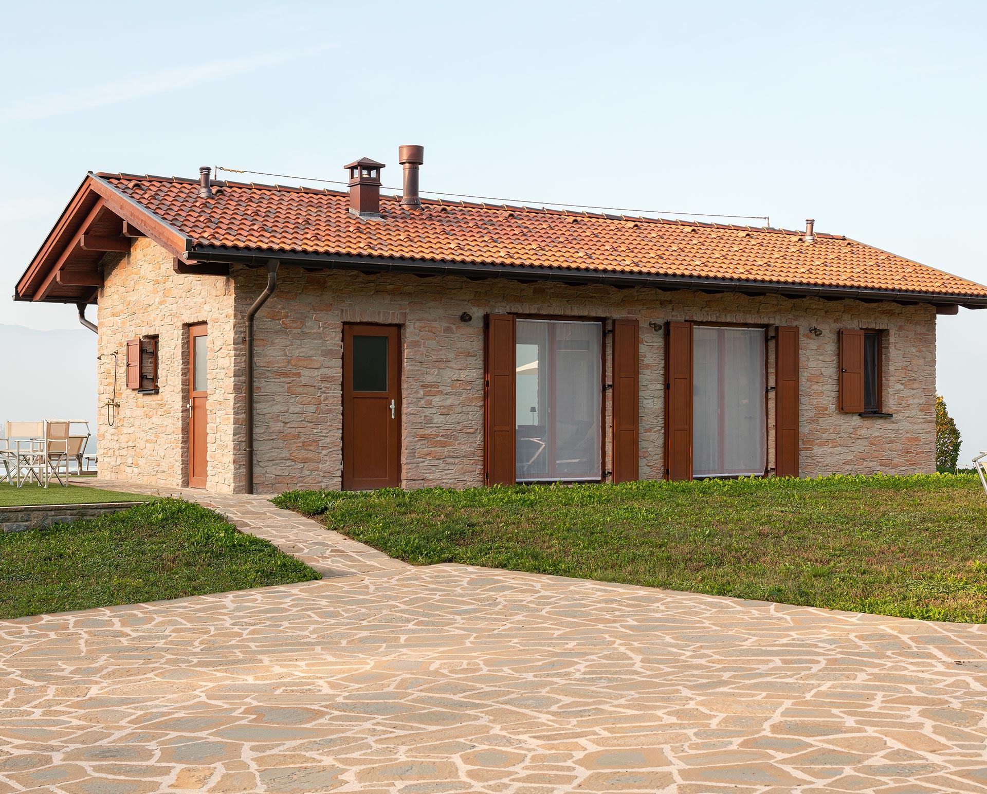 Casa in legno prefabbricata a Reggio Emilia: Scopri i ...