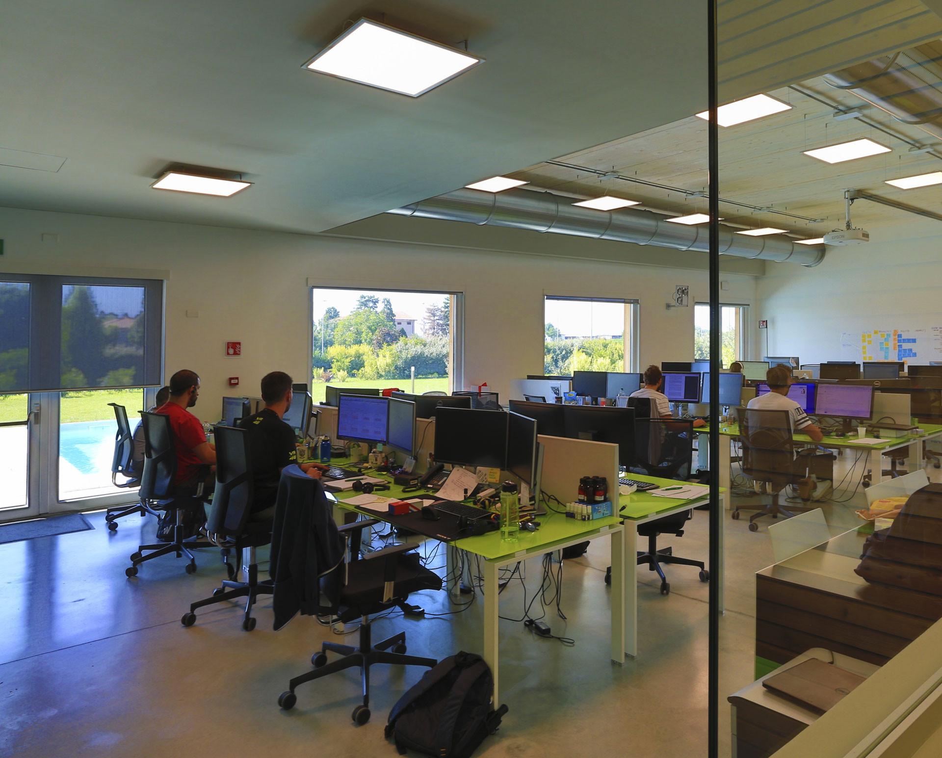 Uffici Prefabbricati in Legno | Wolfhaus Webranking Correggio